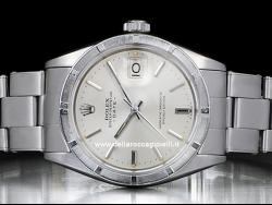 Rolex Date 34 Silver/Argento 1501
