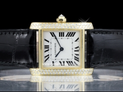 Cartier Tank Francaise MM WE100851