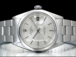 Rolex Date 34 Silver/Argento 1500