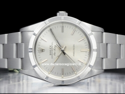 Rolex Air-King 34 Oyster Silver/Argento 14010