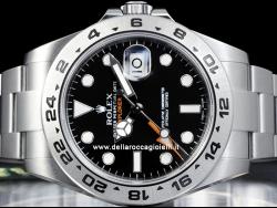 Rolex Explorer II 42 Black/Nero 216570