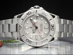 Rolex Yacht-Master Lady Platinum/Platino 168622