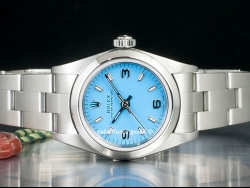Rolex Oyster Perpetual Lady 24 Oyster Turquoise/Turchese 76080