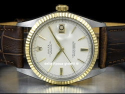 Ролекс (Rolex) Datejust 36 Ivory/Avorio 1601