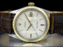 Rolex Datejust 36 Ivory/Avorio 1601