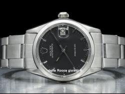 Rolex Oysterdate Precision 31 Black/Nero 6466