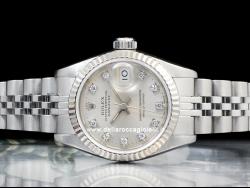 Rolex Datejust Lady 26 Jubilee Diamonds Silver/Argento 69174