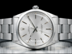 Rolex Oyster Perpetual 34 Silver/Argento 1002