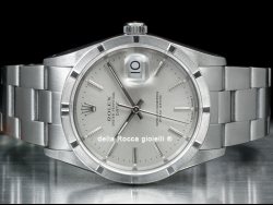 Rolex Date 34 Oyster Silver/Argento 15210