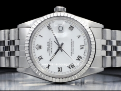 Rolex Datejust 36 Jubilee White/Bianco 16030