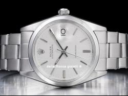 Rolex Oysterdate Precision 34 Bark Silver/Argento Corteccia 6694