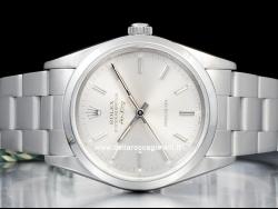 Rolex Air-King 34 Silver/Argento 14000