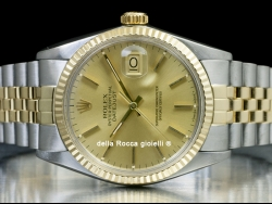 Rolex Datejust 36 Jubilee Champagne 16013