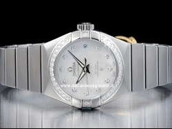 Omega Constellation Lady Co-Axial 123.15.27.20.55.003