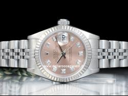 Rolex Datejust Lady 26 Diamonds Pink/Rosa 69174