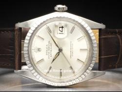 Rolex Datejust 36 Silver/Argento 1603