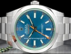 Rolex Milgauss Green Crystal 116400GV