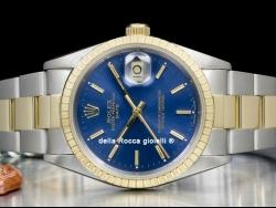 Rolex Date 31 Oyster Blue/Blu 15223
