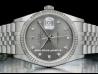 Rolex|Datejust 36 Diamonds Grey/Grigio|16234