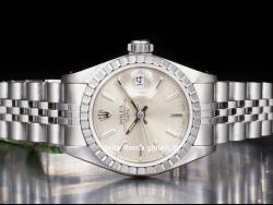 Rolex Date Lady 26 Jubilee Silver/Argento 69240
