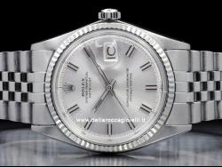 Rolex Datejust 36 Jubilee Silver Wide Boy/ Argento Wide Boy 1601