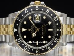 Rolex GMT-Master Jubliee Black/Nero 16753