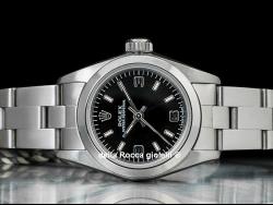Rolex Oyster Perpetual 24 Black/Nero 67180
