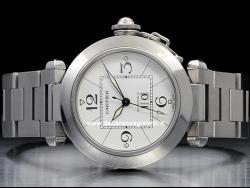 Cartier Pasha C Big Date W31055M7  / 2475