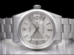Rolex Date 34 Oyster Silver/Argento 1500