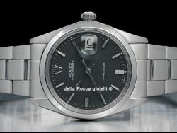 Rolex Oysterdate Precision Black/Nero 6694