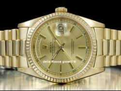 Rolex Day-Date 36 Champagne 18238