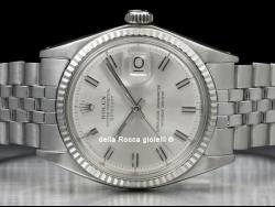 Rolex Datejust 36 Jubilee Silver Wide Boy /Argento Wide Boy  1601