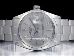 Rolex Date 34 Grey/Grigio 1500